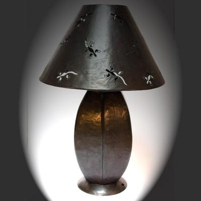 LAMPE OVALE